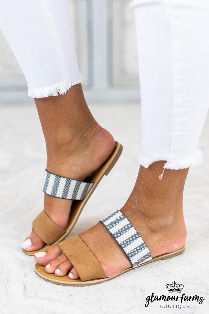 sku8174   Athena Slide Sandal