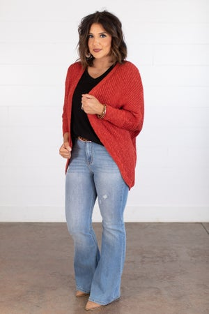 sku14415 | Dolman Sweater Cardigan
