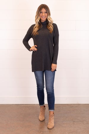 sku16947 | Cowl Neck Tunic