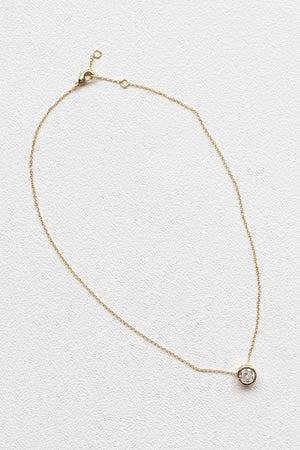 sku17295 | Rhinestone Choker Necklace