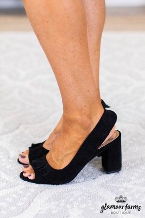 sku9976 | Rosel Block Heel Sandal