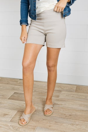 sku19962 | Pull-On Woven Shorts