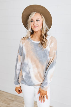 sku15924 | Tie Dyed Pullover