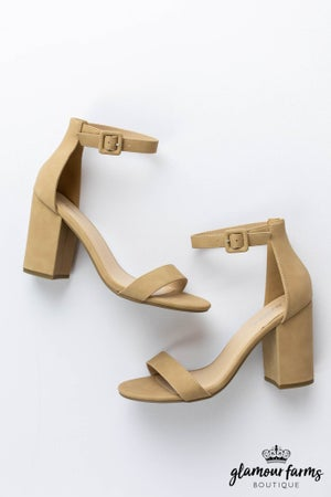 sku13083 | Iris Block Heel Sandal