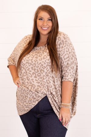 sku16458 | Animal Print Tunic