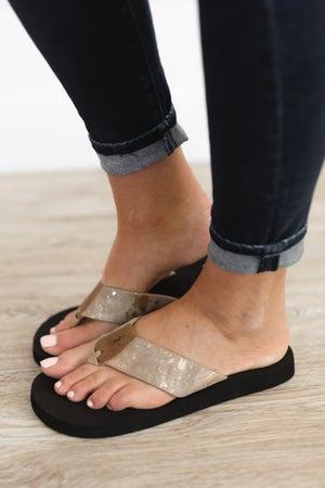 sku18331 | Clover Flip Flops