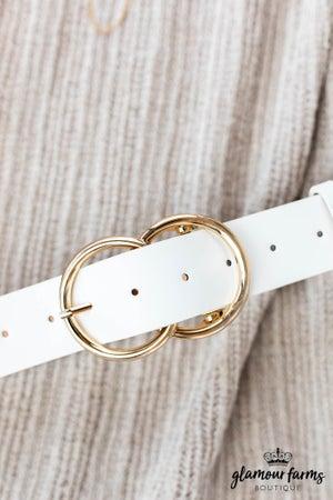 sku12577   Double Ring Belt