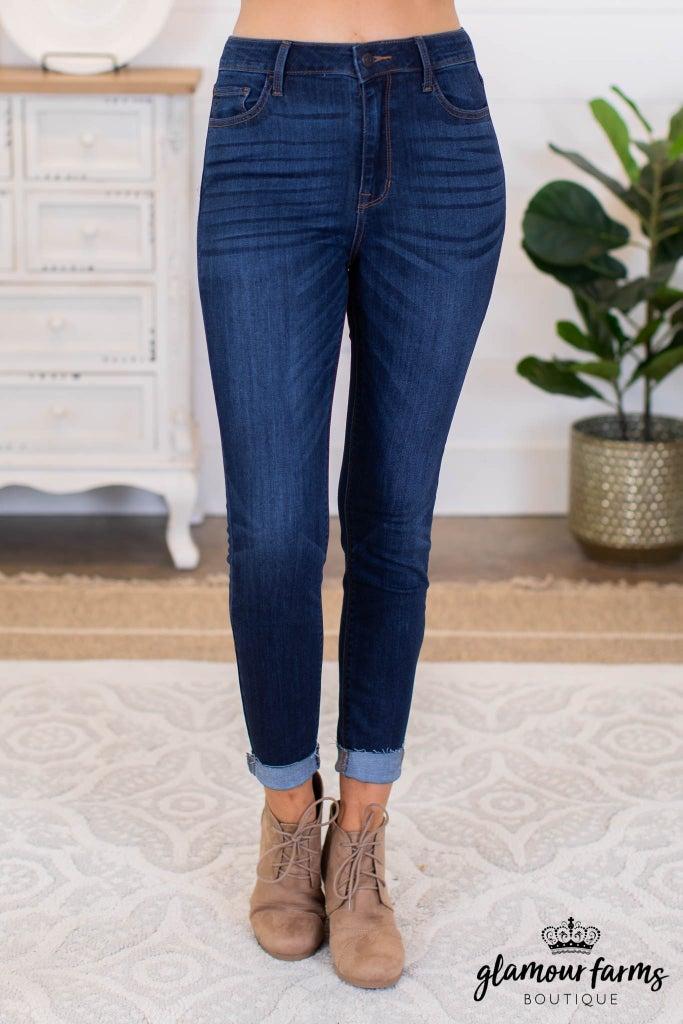 sku10008 | High Rise Skinny Jean