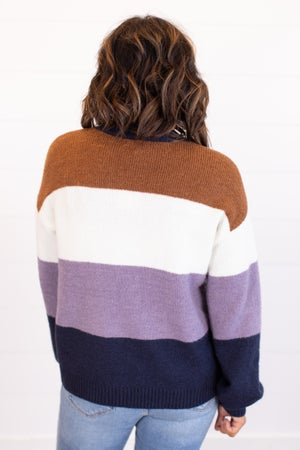 sku17173 | Color Block Sweater
