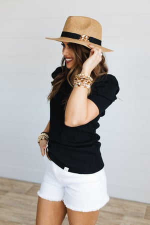 sku19872   Woven Panama Hat