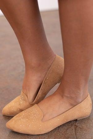 sku16078 | **Daily Deal** Diana Studded Loafer