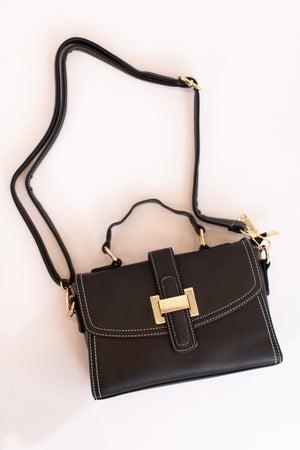 sku16932 | Buckle Crossbody Handbag