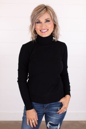 sku16695 | **Daily Deal** Classic Turtleneck Sweater