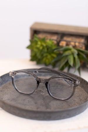 sku17681 | Round Blue Light Filter Glasses