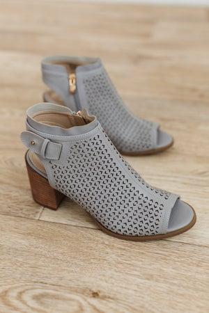 sku18781 | Charline Perforated Sandal