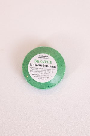 sku17607   Essential Oil Shower Steamers
