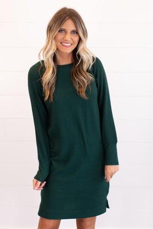 sku16204 | Brushed Knit Dress