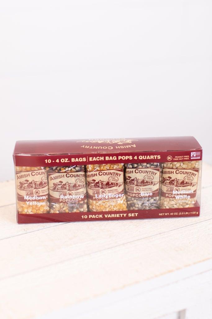 sku17996   10-Pack Sampler Popcorn Set