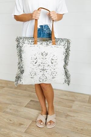 sku21792 | Woven Tapestry Tote Bag