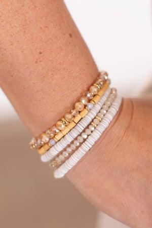 sku15777 | Multi Bead Bracelet