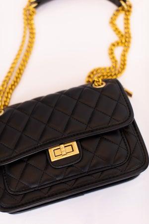 sku16925 | Quilted Crossbody Bag