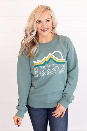sku16640 | Mountain Mover Graphic Sweatshirt