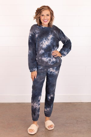 sku17104 | Tie Dyed Pullover