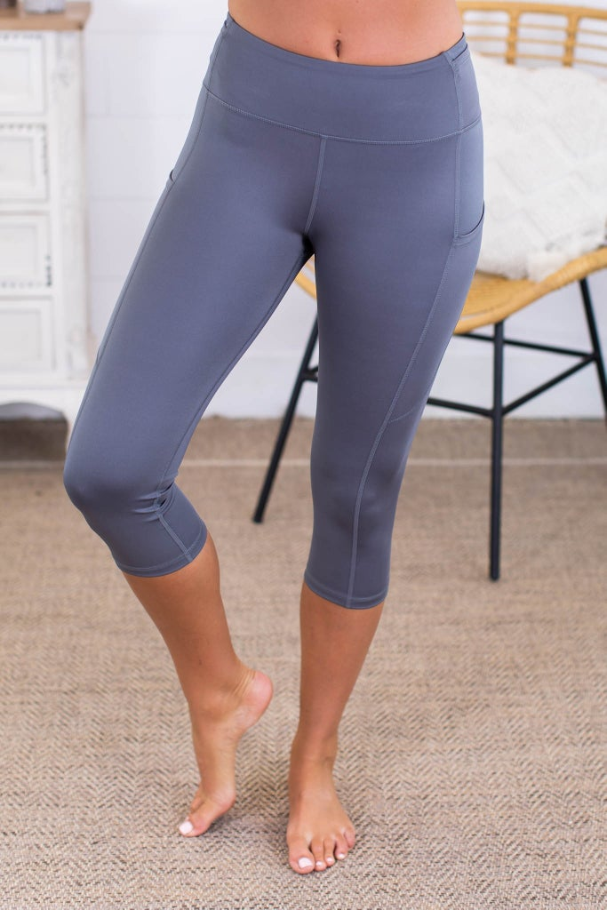 sku13816 | **Daily Deal** Cropped Active Legging
