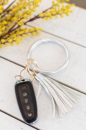 sku15288 | Tassel Bracelet Keyring