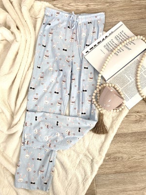 sku18728 | **Daily Deal** Rabbit Print Lounge Pants