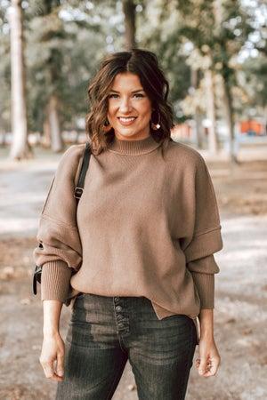sku16309 | Oversized Tunic Sweater