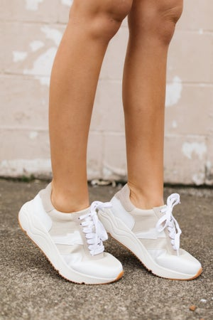 sku19680 | Alani Platform Sneaker