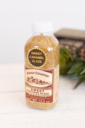 sku17995 | Caramel Glaze Popcorn Topper