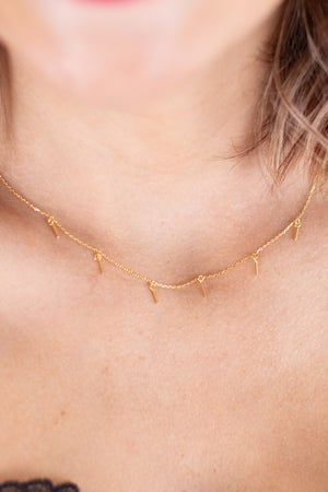 sku17367 | Mini Bar Necklace
