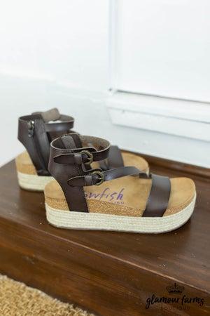 sku12840 | Tanna Platform Sandal