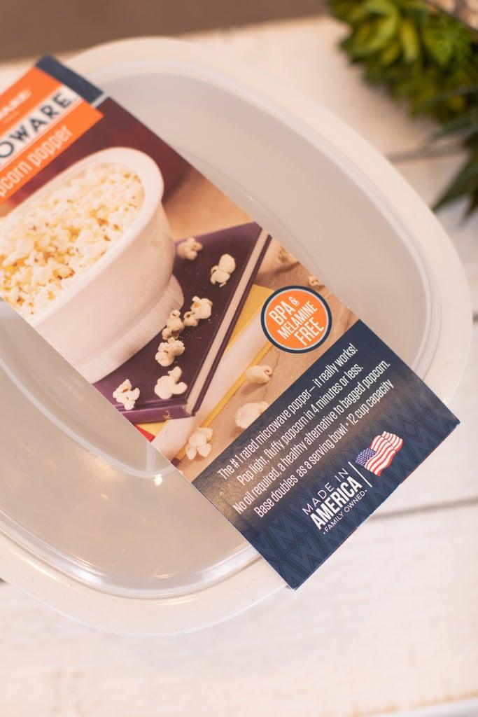 sku17997   Microwave Popcorn Bowl
