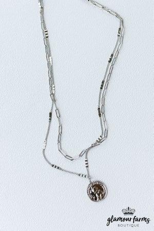 sku12711   Layered Necklace