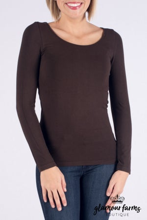 sku005m | Ahh-mazing Long Sleeve Shaper
