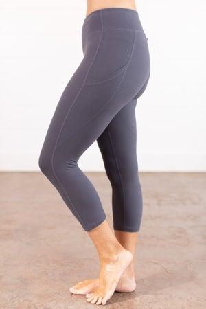 sku15905 | **Daily Deal** Side Pocket Yoga Legging