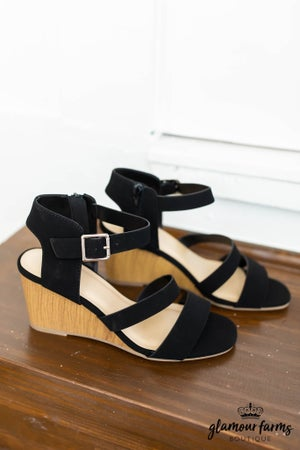 sku12667 | User Wedge Sandal