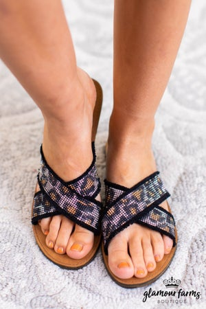 sku12192 | Living Wild Slip-On Sandal