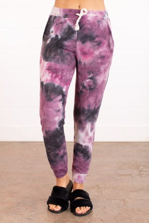 sku16514 | Tie Dyed Joggers