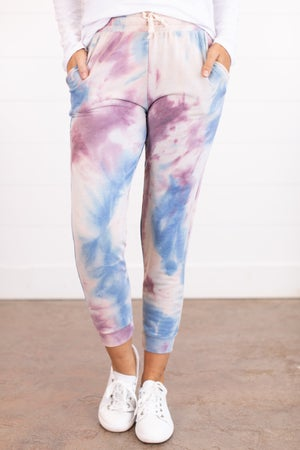 sku16142 | Tie Dyed Joggers
