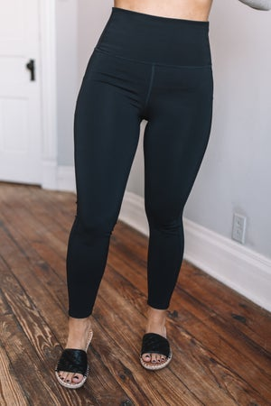 sku18819 | High Waist Active Leggings