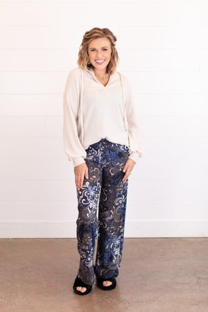 sku16220 | **Daily Deal** Multi Print Pajama Bottoms
