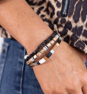 sku15788 | Color Block Layer Bracelet