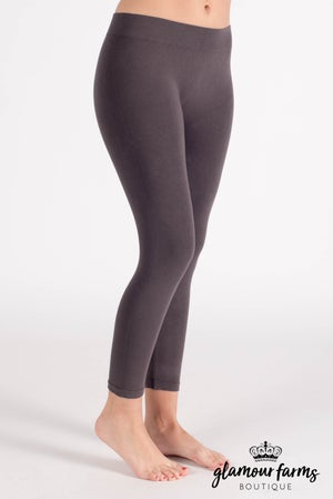 sku012c | Curvy Ahh-mazing Crop Legging