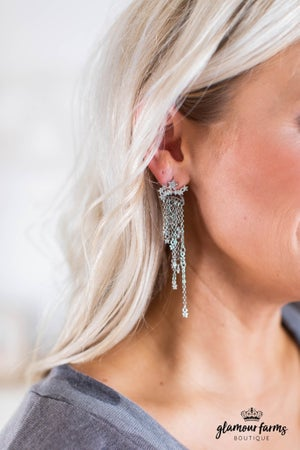 sku14624 | Shooting Star Dangle Earrings