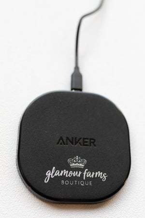 sku17610 | GF Anker Wireless Charger - PowerPort QI 10