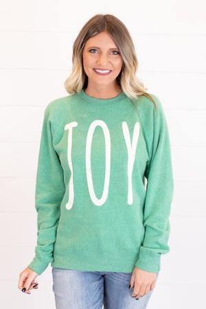 sku17672 | Joy Graphic Sweatshirt